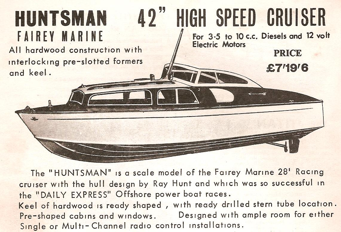 Share Huntsman model boat plans ~ BOAT PLAN